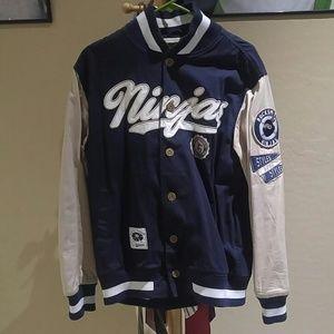 RockSmith Varsity Jacket